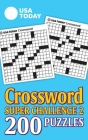 USA TODAY Crossword Super Challenge 2: 200 Puzzles (USA Today Puzzles #29) Cover Image