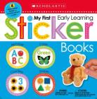 My First Early Learning Sticker Books Box Set: Scholastic Early Learners (Sticker Book) Cover Image