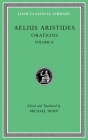 Orations, Volume II (Loeb Classical Library #545) Cover Image