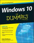 Windows 10 for Dummies Cover Image