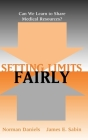 Setting Limits Fairly: Can We Learn to Share Medical Resources? Cover Image