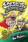 Captain Underpants and the Revolting Revenge of the Radioactive Robo-Boxers (Captain Underpants #10) Cover Image