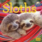 Sloths Wall Calendar 2018 Cover Image