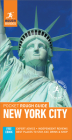 Pocket Rough Guide New York City (Travel Guide with Free Ebook) (Pocket Rough Guides) Cover Image