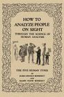 How to Analyze People on Sight Cover Image