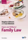 Hayes and Williams' Family Law: Principles, Policy, and Practice Cover Image