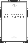 An Account of Egypt Cover Image