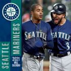 Seattle Mariners 2021 12x12 Team Wall Calendar Cover Image