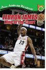 Lebron James: King of the Court Cover Image