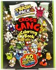 The Trash Pack Gross Gang Coloring Book Cover Image