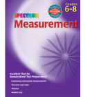 Measurement, Grades 6 - 8 (Spectrum) Cover Image