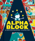 Alphablock (An Abrams Block Book) Cover Image