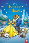 Disney Beauty and the Beast: The Story of the Movie in Comics Cover Image