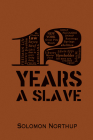 12 Years a Slave (Word Cloud Classics) Cover Image