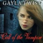 Call of the Vampire Lib/E Cover Image