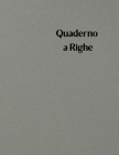 Quaderno a Righe Cover Image