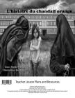L'Histoire Du Chandail Orange Teacher Lesson Plan Cover Image
