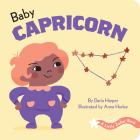A Little Zodiac Book: Baby Capricorn Cover Image