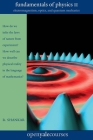 Fundamentals of Physics II: Electromagnetism, Optics, and Quantum Mechanics (The Open Yale Courses Series #2) Cover Image