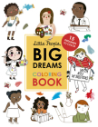 Little People, BIG DREAMS Coloring Book: 15 Dreamers to Color Cover Image