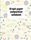 Graph Paper Composition Notebook: Grid Paper Notebook, Quad Ruled, Grid Composition Notebook for Math and Science Students, 8.5'' x 11'' Cover Image