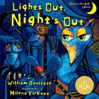 Lights Out, Night's Out: A Glow in the Dark Book Cover Image