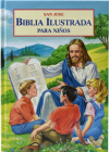 Biblia Ilustrada Para Ninos Cover Image