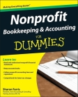 Nonprofit Bookkeeping and Accounting for Dummies Cover Image