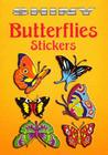 Shiny Butterflies Stickers Cover Image