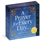 A Prayer for Every Day Page-A-Day Calendar 2021 Cover Image