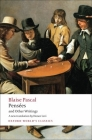 Pensées and Other Writings (Oxford World's Classics) Cover Image