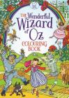 The Wonderful Wizard of Oz Colouring Book Cover Image