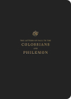 ESV Scripture Journal: Colossians and Philemon: Colossians and Philemon Cover Image