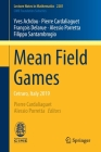 Mean Field Games: Cetraro, Italy 2019 Cover Image