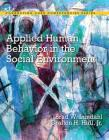 Applied Human Behavior in the Social Environment (Connecting Core Competencies) Cover Image