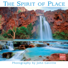 2021 the Spirit of Place 16-Month Wall Calendar Cover Image