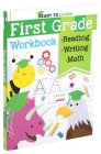 Ready to Learn: First Grade Workbook Cover Image