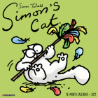 Simon's Cat 2021 Wall Calendar Cover Image
