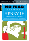 Henry IV Parts One and Two (No Fear Shakespeare) (Sparknotes No Fear Shakespeare) Cover Image