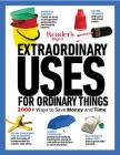 Reader's Digest Extraordinary Uses for Ordinary Things New Edition Cover Image