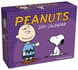 Peanuts 2019 Mini Day-to-Day Calendar Cover Image