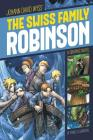 The Swiss Family Robinson (Graphic Revolve: Common Core Editions) Cover Image