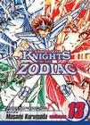 Knights of the Zodiac (Saint Seiya), Vol. 13 (Knights of the Zodiac Saint Seiya #13) Cover Image