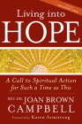 Living Into Hope: A Call to Spiritual Action for Such a Time as This Cover Image