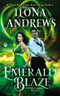 Emerald Blaze: A Hidden Legacy Novel Cover Image
