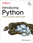 Introducing Python: Modern Computing in Simple Packages Cover Image