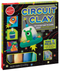 Circuit Clay: The Easiest Way to Learn about Electricity [With Conductive Clay, 20 LEDs, 4 AA Battery Pack and 50+ Paper Punch-Outs to Decorate Your S Cover Image