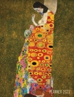 Gustav Klimt Weekly Planner 2021: Hope II - Artistic Art Nouveau Daily Scheduler - With January - December Year Calendar (12 Months) - Beautiful Artsy Cover Image