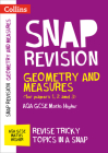 Collins Snap Revision – Geometry and Measures (for papers 1, 2 and 3): AQA GCSE Maths Higher Cover Image