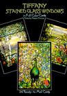 Tiffany Stained Glass Windows: 24 Cards (Card Books) Cover Image